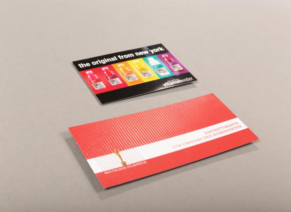Klappkarten Postkarten
